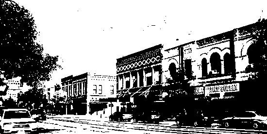 Historic Downtown Bozeman