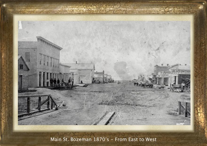Main St 1870s